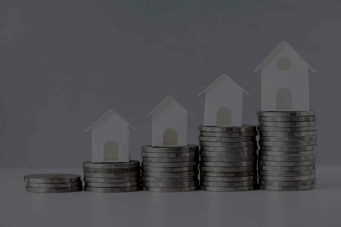 Inversiones inmobiliarias mensuales